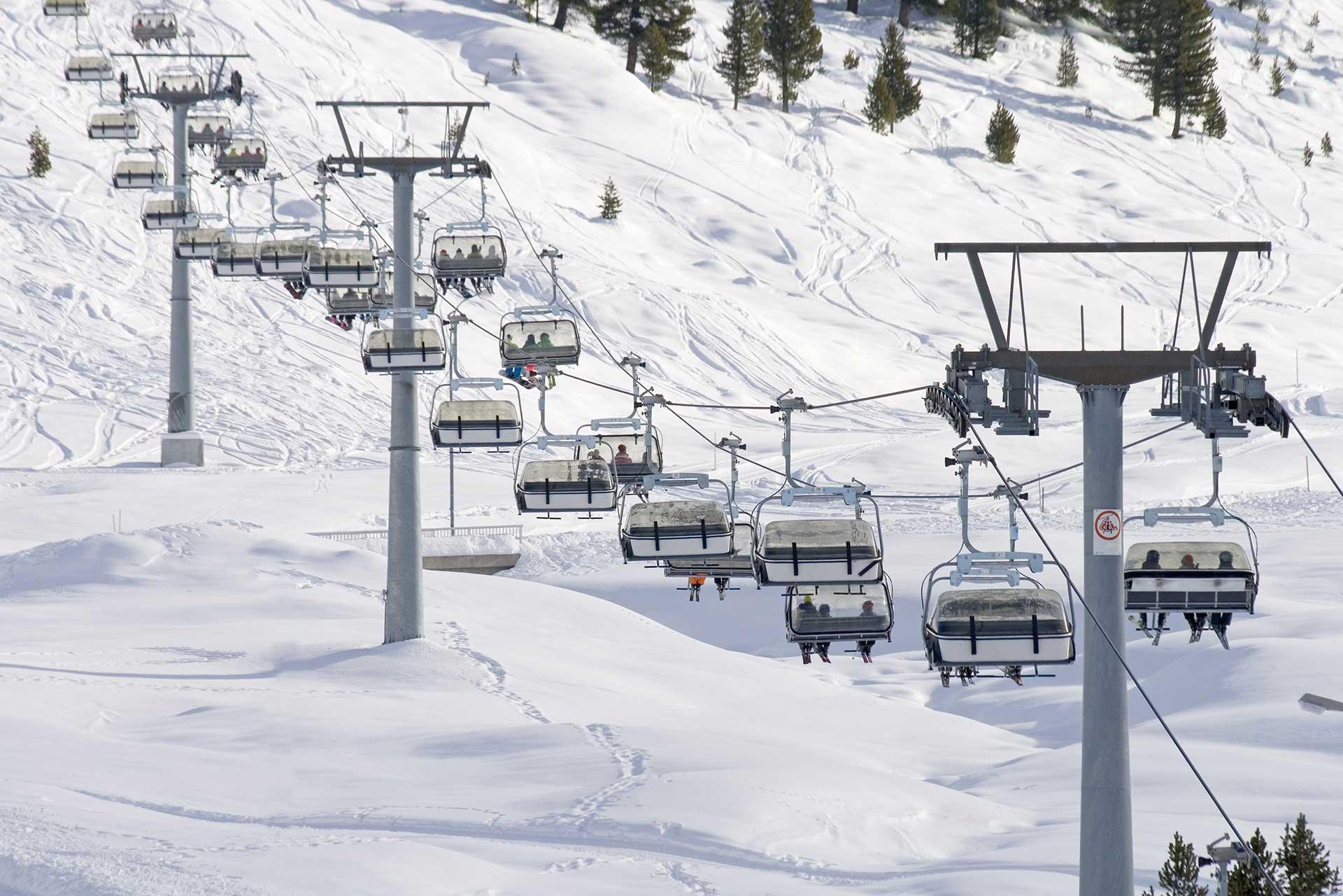 Oferta dla narciarzy